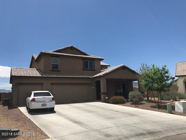 1479 Paso Robles Avenue, Sierra Vista, AZ 85635 (#166852) :: The Josh Berkley Team