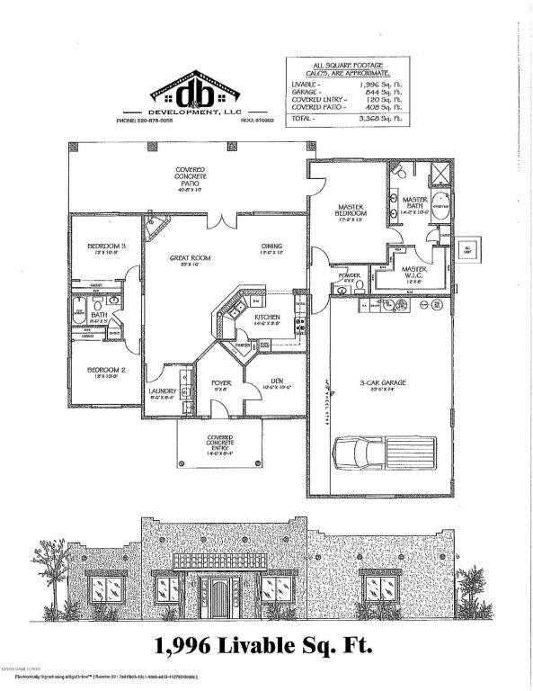 1996 Sq Ft Mustang Ranch Road, Elgin, AZ 85611 (#167084) :: The Josh Berkley Team