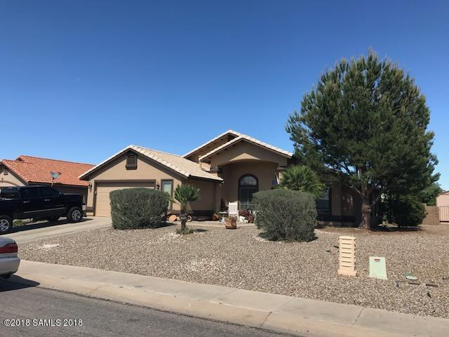 3887 Antequiera Drive, Sierra Vista, AZ 85635 (MLS #167116) :: Service First Realty