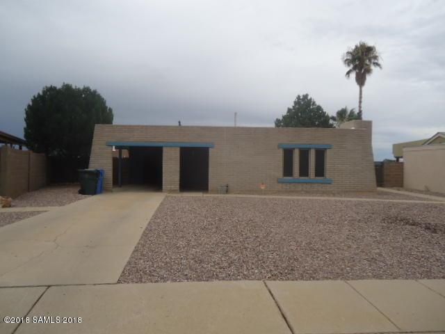 793 Pampas Place, Sierra Vista, AZ 85635 (MLS #167125) :: Service First Realty