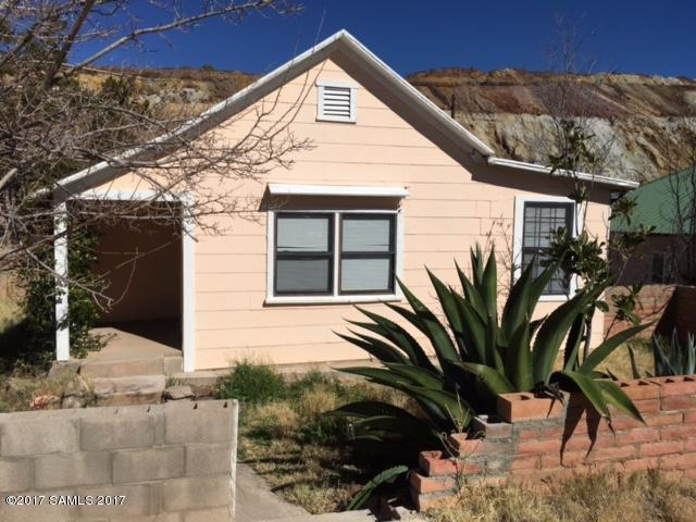 815 Pittsburg Avenue, Bisbee, AZ 85603 (MLS #167200) :: Service First Realty