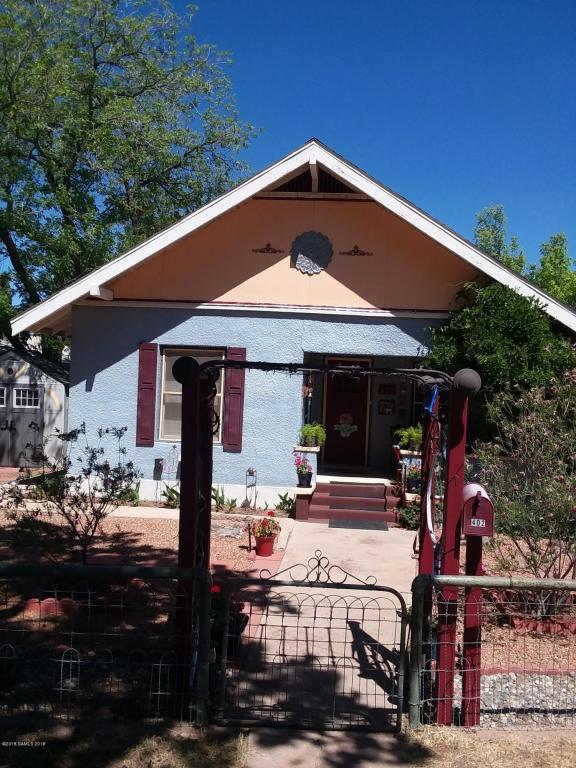 402 Hovland Street, Bisbee, AZ 85603 (MLS #167214) :: Service First Realty