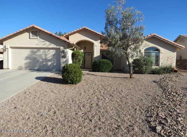 2600 Cabo Burela Drive, Sierra Vista, AZ 85650 (MLS #167219) :: Service First Realty