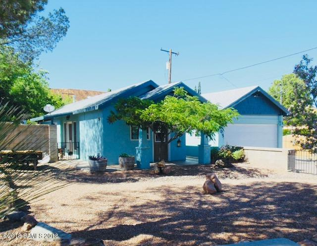 105 Congdon Avenue, Bisbee, AZ 85603 (MLS #167457) :: Service First Realty