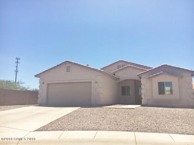 1410 Calle  Cibola, Sierra Vista, AZ 85635 (MLS #167514) :: Service First Realty