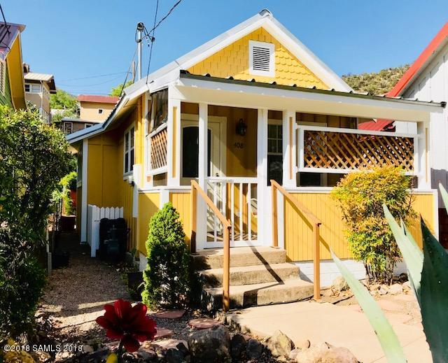 408 Garden Avenue, Bisbee, AZ 85603 (MLS #167519) :: Service First Realty