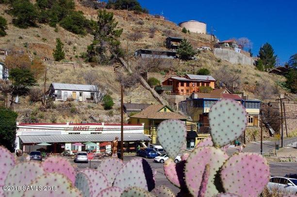 Tbd Tombstone Canyon, Bisbee, AZ 85603 (#167800) :: Long Realty Company