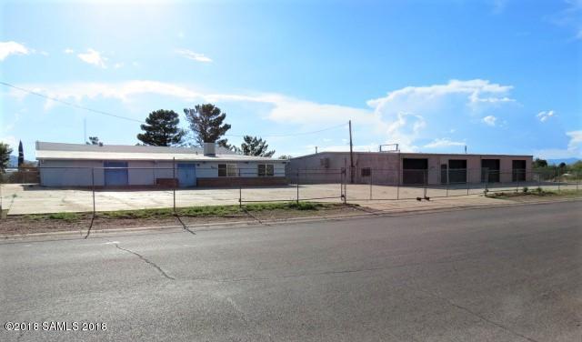 160-170 N Canyon Drive, Sierra Vista, AZ 85635 (#167835) :: Long Realty Company