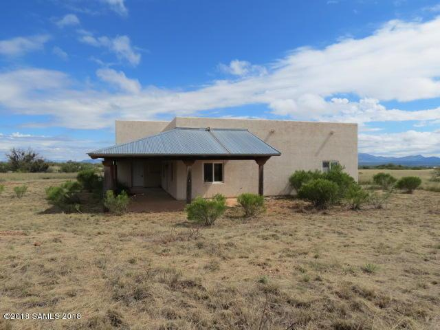 7502 E Silver Creek Road, Hereford, AZ 85615 (MLS #167940) :: Service First Realty