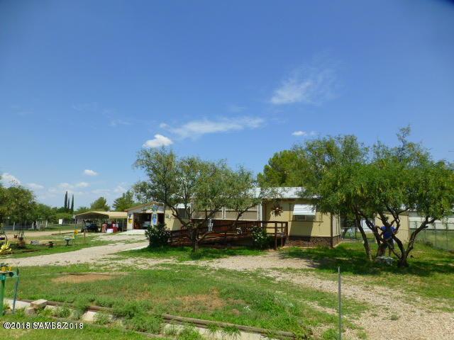 219 N Mescal Road, Benson, AZ 85602 (MLS #168002) :: Service First Realty