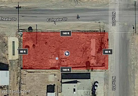 226 N 2nd Street, Sierra Vista, AZ 85635 (#168060) :: Long Realty Company