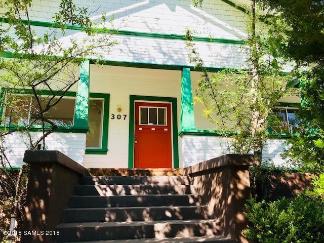 307 13th Terrace, Bisbee, AZ 85603 (#168068) :: Long Realty Company