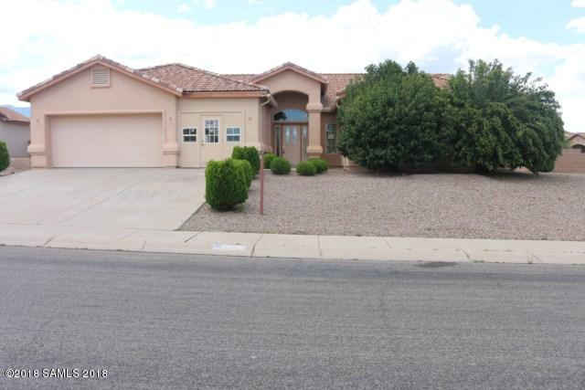 2574 Sausalito Court, Sierra Vista, AZ 85635 (MLS #168075) :: Service First Realty