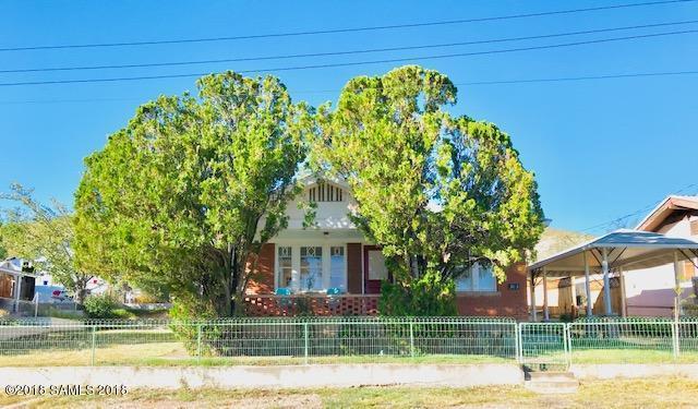 305 16th Terrace, Bisbee, AZ 85603 (MLS #168633) :: Service First Realty