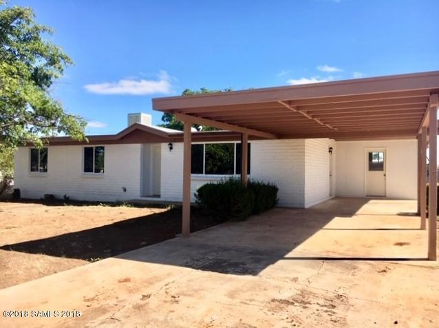 312 E Dragoon Street, Huachuca City, AZ 85616 (MLS #168735) :: Service First Realty