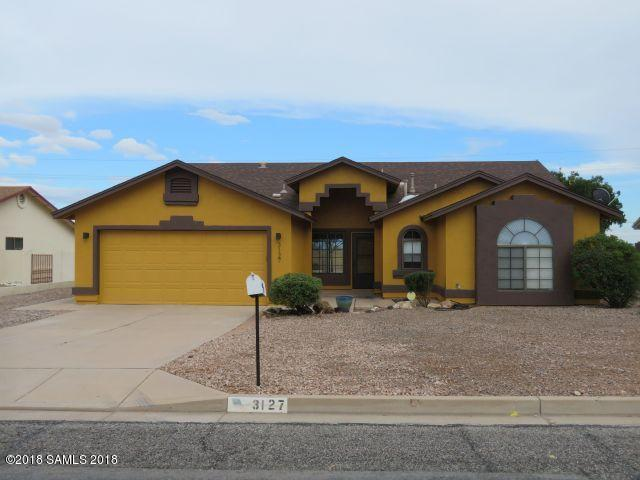 3127 Player Avenue, Sierra Vista, AZ 85650 (#168792) :: Long Realty Company