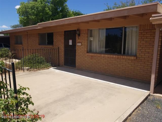 2530 E 11th Street, Douglas, AZ 85607 (MLS #168842) :: Service First Realty