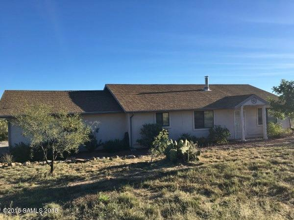 8005 S Circle S Drive, Hereford, AZ 85615 (MLS #168861) :: Service First Realty