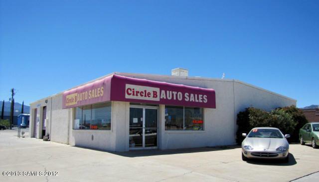 784 E Wilcox Drive, Sierra Vista, AZ 85635 (#168918) :: Long Realty Company