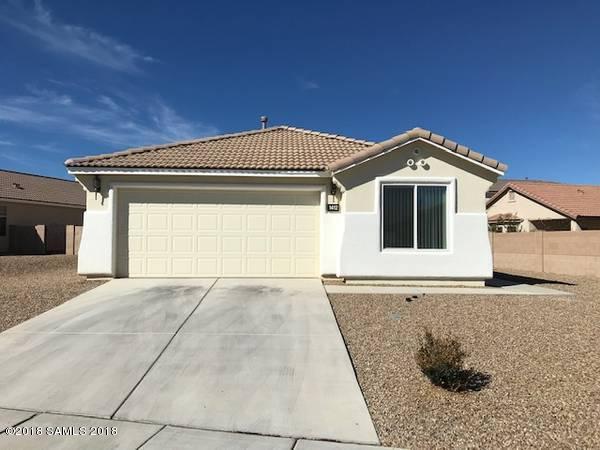 1412 Braddock Drive, Sierra Vista, AZ 85635 (#168986) :: The Josh Berkley Team