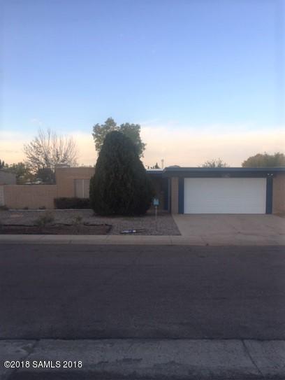 4723 Pso Del Rico, Sierra Vista, AZ 85635 (#169023) :: Long Realty Company
