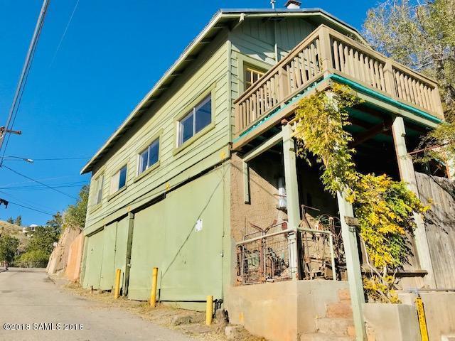 81 Ok Street, Bisbee, AZ 85603 (#169033) :: The Josh Berkley Team
