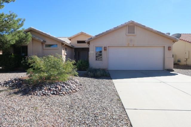 3688 Via El Soreno, Sierra Vista, AZ 85650 (MLS #169130) :: Service First Realty