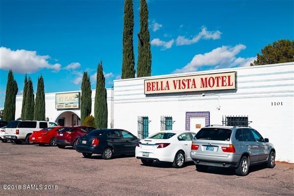 1101 E Fry Boulevard, Sierra Vista, AZ 85635 (#169136) :: The Josh Berkley Team