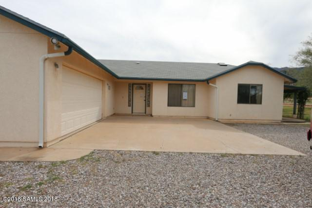4845 S Whitewing Road, Sierra Vista, AZ 85650 (MLS #169177) :: Service First Realty