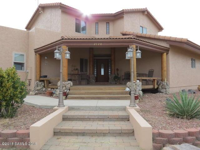 2120 E Moon Rise Trl Trail, Hereford, AZ 85615 (MLS #169219) :: Service First Realty