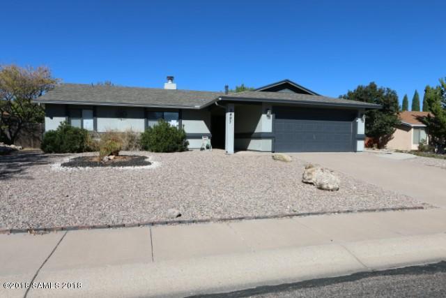 2497 Canyon View Drive, Sierra Vista, AZ 85650 (#169227) :: The Josh Berkley Team