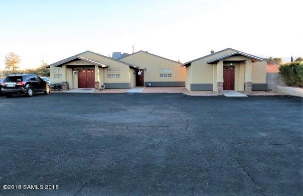 4810 E Highway 90, Sierra Vista, AZ 85635 (#169230) :: Long Realty Company