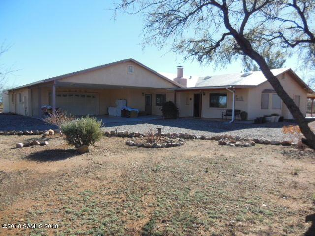 2352 N Arthur Ranch Rd, Huachuca City, AZ 85616 (MLS #169253) :: Service First Realty
