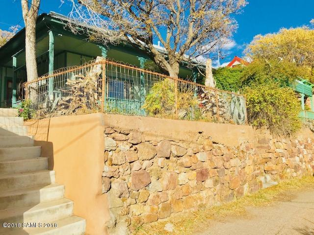 15 Clawson Avenue, Bisbee, AZ 85603 (MLS #169264) :: Service First Realty