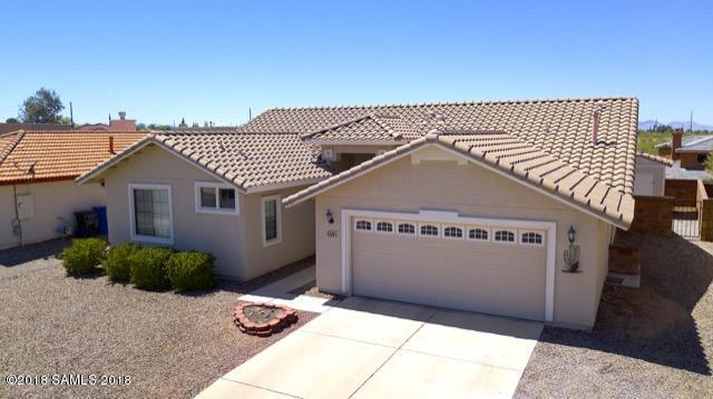 5291 Highland Shadows Drive, Sierra Vista, AZ 85635 (#169283) :: Long Realty Company