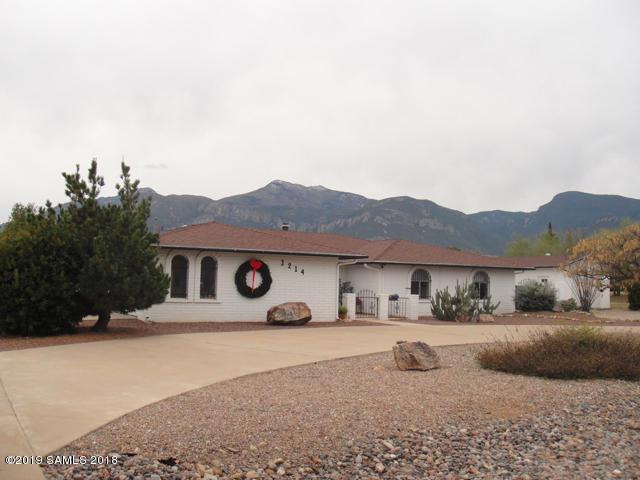3214 E Ojibwa Street, Sierra Vista, AZ 85650 (#169327) :: Long Realty Company