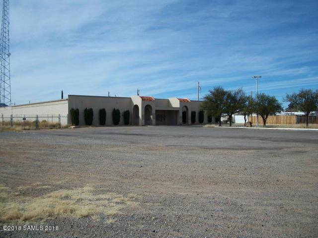 100 North Avenue, Sierra Vista, AZ 85635 (#169383) :: Long Realty Company