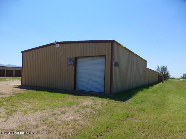 10285 N Highway 191, Elfrida, AZ 85610 (#169449) :: The Josh Berkley Team