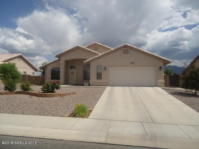 2918 Del Mar Drive, Sierra Vista, AZ 85635 (MLS #169534) :: Service First Realty