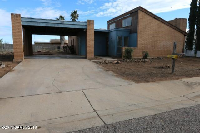 766 Steppe Place, Sierra Vista, AZ 85635 (MLS #169548) :: Service First Realty