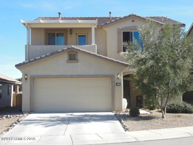 1693 Braddock Drive, Sierra Vista, AZ 85635 (MLS #169550) :: Service First Realty
