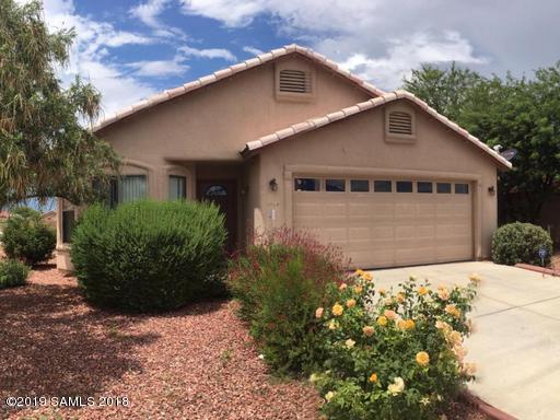 1076 Tularosa Drive, Sierra Vista, AZ 85635 (#169634) :: Long Realty Company