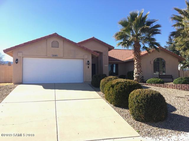 2492 Inverrary Drive, Sierra Vista, AZ 85650 (MLS #169668) :: Service First Realty