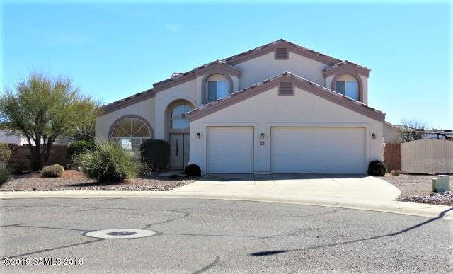 1667 Via Socorro, Sierra Vista, AZ 85635 (MLS #169727) :: Service First Realty