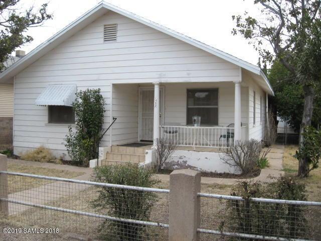 218 Douglas St, Bisbee, AZ 85603 (MLS #169850) :: Service First Realty