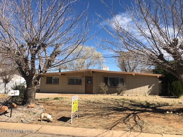 817 Norman Avenue, Sierra Vista, AZ 85635 (#169860) :: Long Realty Company