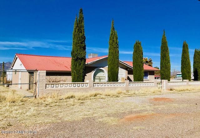 2002 W Newell Street, Bisbee, AZ 85603 (MLS #169887) :: Service First Realty