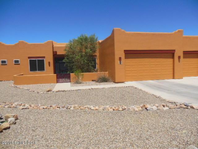 5487 E Lantana Drive, Sierra Vista, AZ 85650 (#170021) :: Long Realty Company