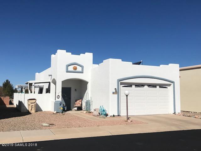 322 S Meadowood Lane, Sierra Vista, AZ 85635 (MLS #170063) :: Service First Realty