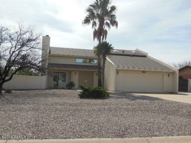 3626 Snead Dr., Sierra Vista, AZ 85650 (#170166) :: Long Realty Company
